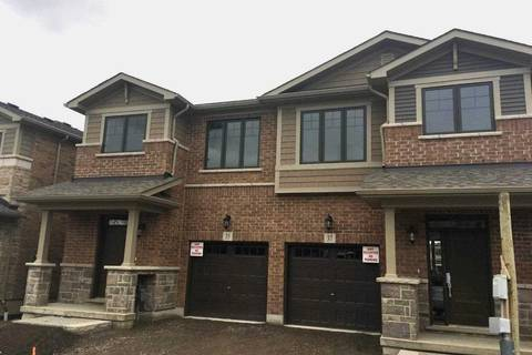 Townhouse for sale at 35 Pelican Ln Hamilton Ontario - MLS: X4644296