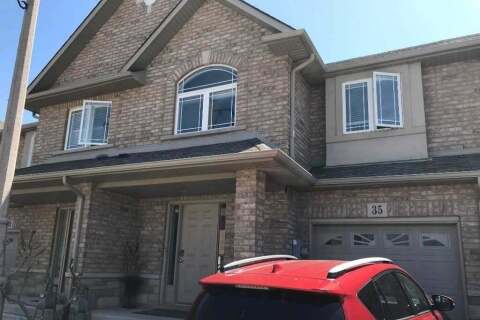 Townhouse for sale at 35 Periwinkle Dr Hamilton Ontario - MLS: X4768934