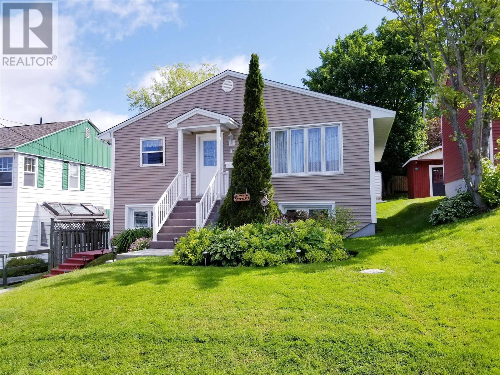 House for sale at 35 Queen St Corner Brook Newfoundland - MLS: 1199562