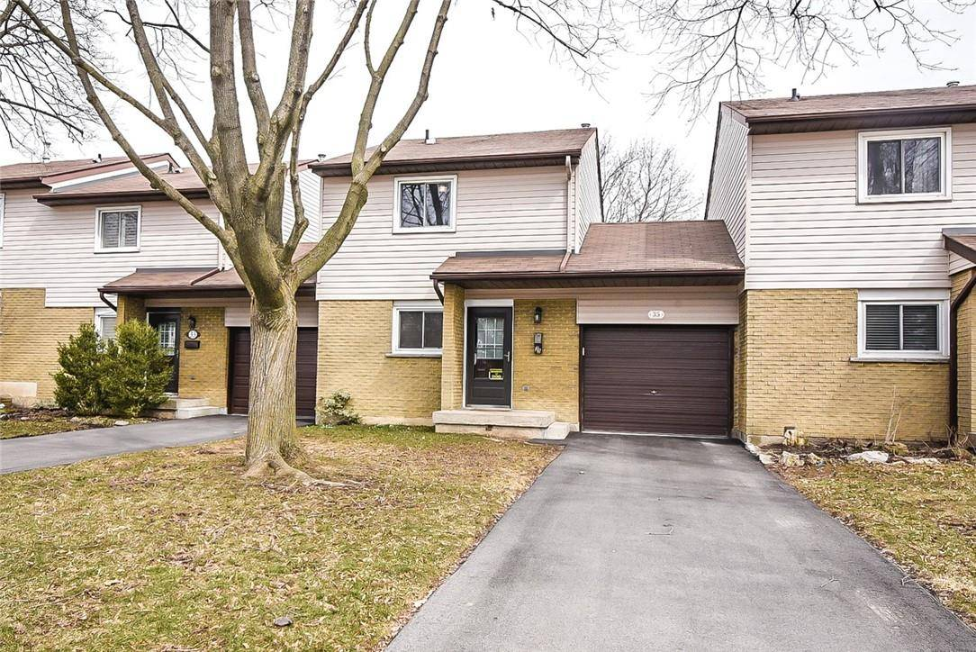 Townhouse for sale at 35 Queenslea Dr Hamilton Ontario - MLS: H4075142