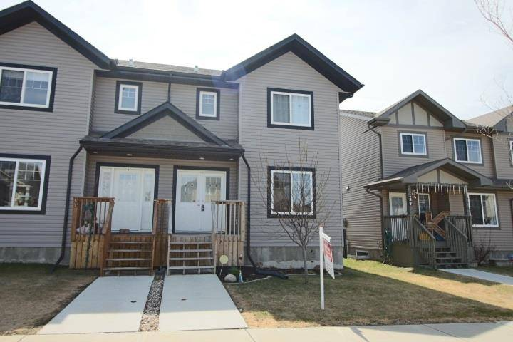 Townhouse for sale at 35 Radcliffe Wd Fort Saskatchewan Alberta - MLS: E4185246