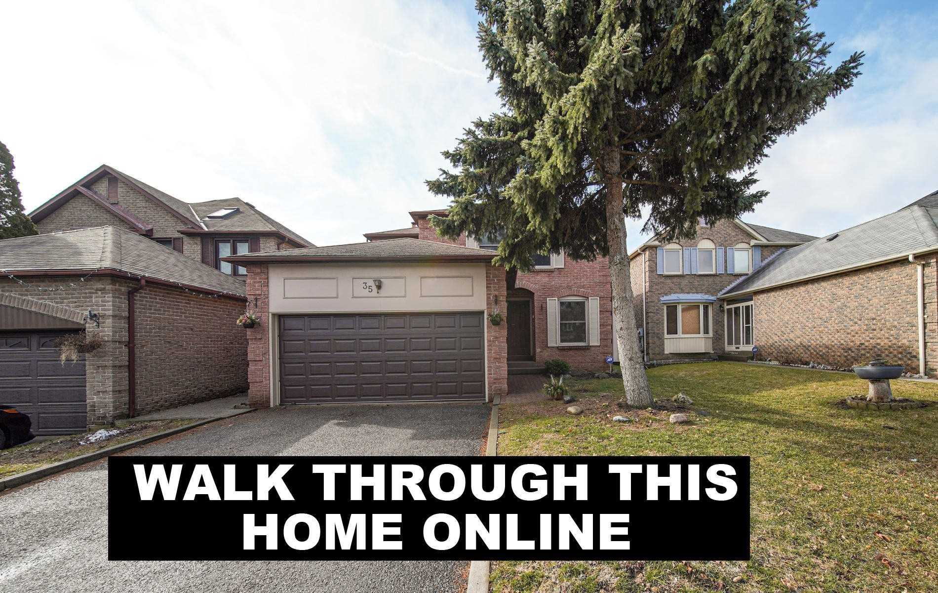 For Sale: 35 Ravenscroft Road, Ajax, ON | 4 Bed, 3 Bath House for $719900.00. See 20 photos!