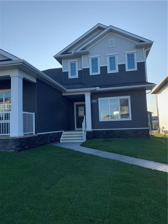 Townhouse for sale at 35 Ravenstern Pt Ravenswood, Airdrie Alberta - MLS: C4218630