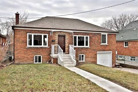 House for rent at 35 Regina Ave Toronto Ontario - MLS: C4685537