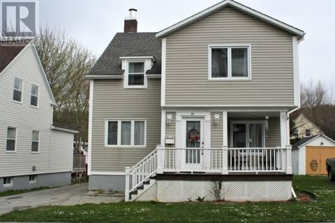 House for sale at 35 Reid St Corner Brook Newfoundland - MLS: 1196870