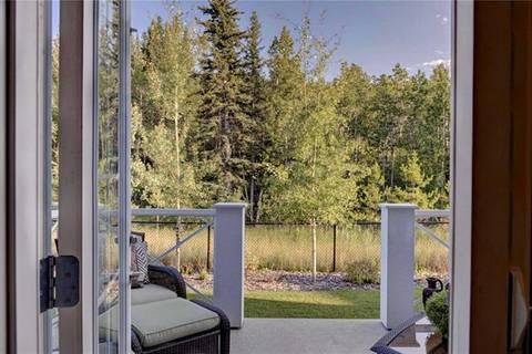 Townhouse for sale at 35 Riviera Wy Cochrane Alberta - MLS: C4288810