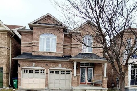 House for sale at 35 Robitaille Dr Brampton Ontario - MLS: W5086106