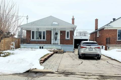 House for rent at 35 Rothwell Rd Toronto Ontario - MLS: E4684008