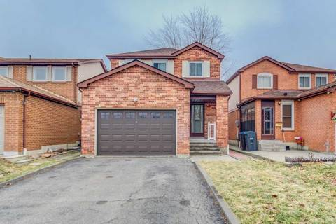 House for sale at 35 Rustywood Dr Brampton Ontario - MLS: W4728178