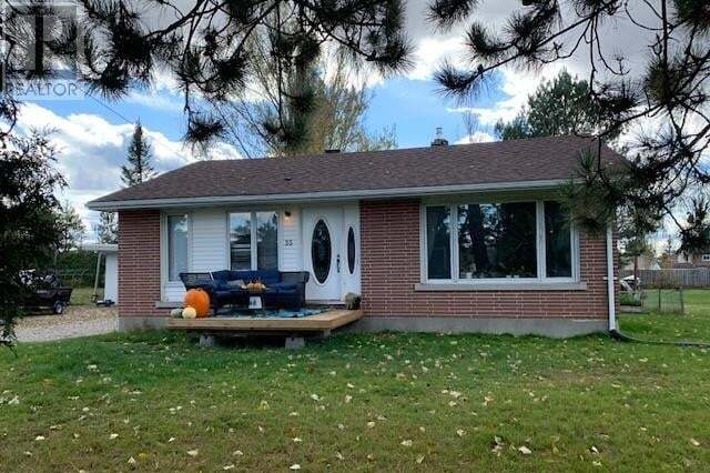 House for sale at 35 Shaw St Wahnapitae Ontario - MLS: 2090120
