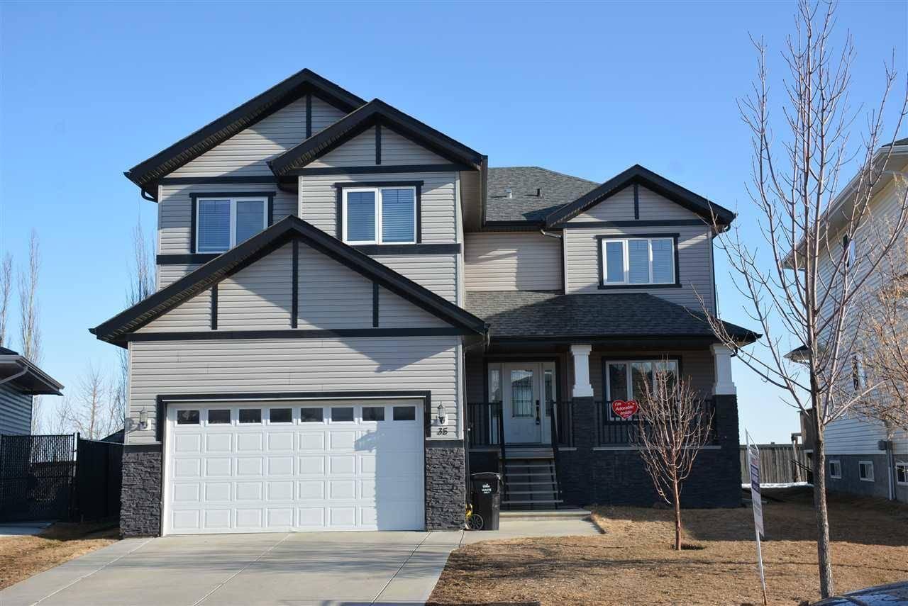 House for sale at 35 Shorewood Cres Leduc Alberta - MLS: E4187435