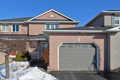 Townhouse for sale at 35 Short Cres Clarington Ontario - MLS: E4699136
