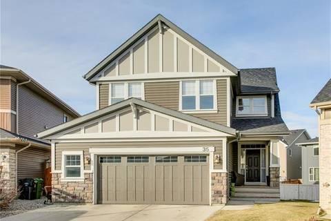 House for sale at 35 Silverado Bank Garden(s) Southwest Calgary Alberta - MLS: C4253125