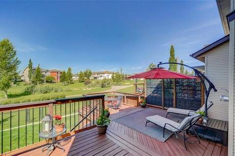 Townhouse for sale at 35 Silverado Range Ht Southwest Calgary Alberta - MLS: C4259429