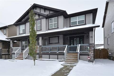 Townhouse for sale at 35 Skyview Ranch Ln Northeast Calgary Alberta - MLS: C4272205