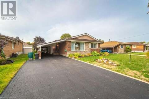 House for sale at 35 Somerset Rd Brantford Ontario - MLS: 40024176