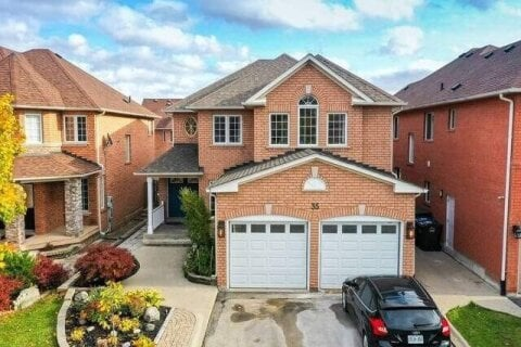 House for sale at 35 Southbend Dr Brampton Ontario - MLS: W4963894