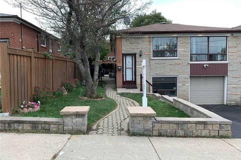 Townhouse for sale at 35 Stilecroft Dr Toronto Ontario - MLS: W4592041