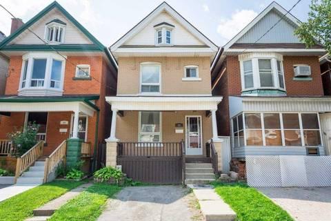 House for sale at 35 Stirton St Hamilton Ontario - MLS: X4700750