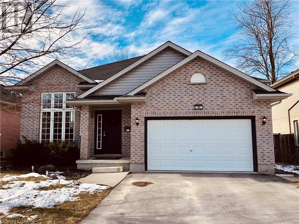 House for sale at 35 Tanoak Dr London Ontario - MLS: 243714