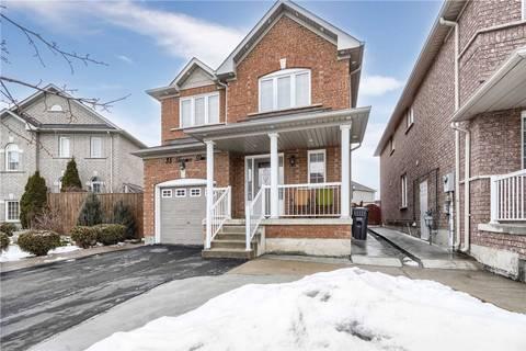 House for sale at 35 Treasure Dr Brampton Ontario - MLS: W4702158