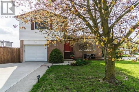 House for sale at 35 Valerie Ct Cambridge Ontario - MLS: 30723206