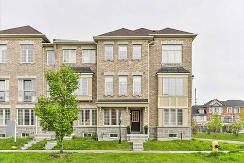 Townhouse for sale at 35 Valliere Dr Markham Ontario - MLS: N4461605