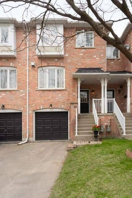 Townhouse for sale at 35 Vanity Cres Richmond Hill Ontario - MLS: N4442871