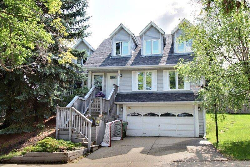 House for sale at 35 Wentworth Cres St. Albert Alberta - MLS: E4187932