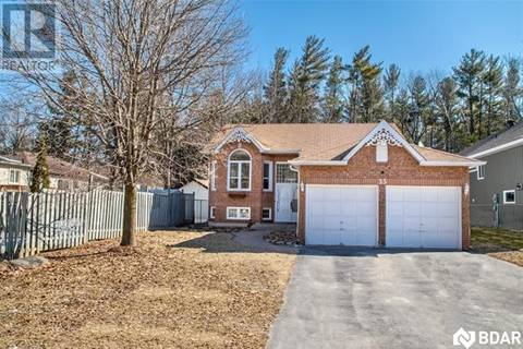 House for sale at 35 Wesley Ave Wasaga Beach Ontario - MLS: 30724605