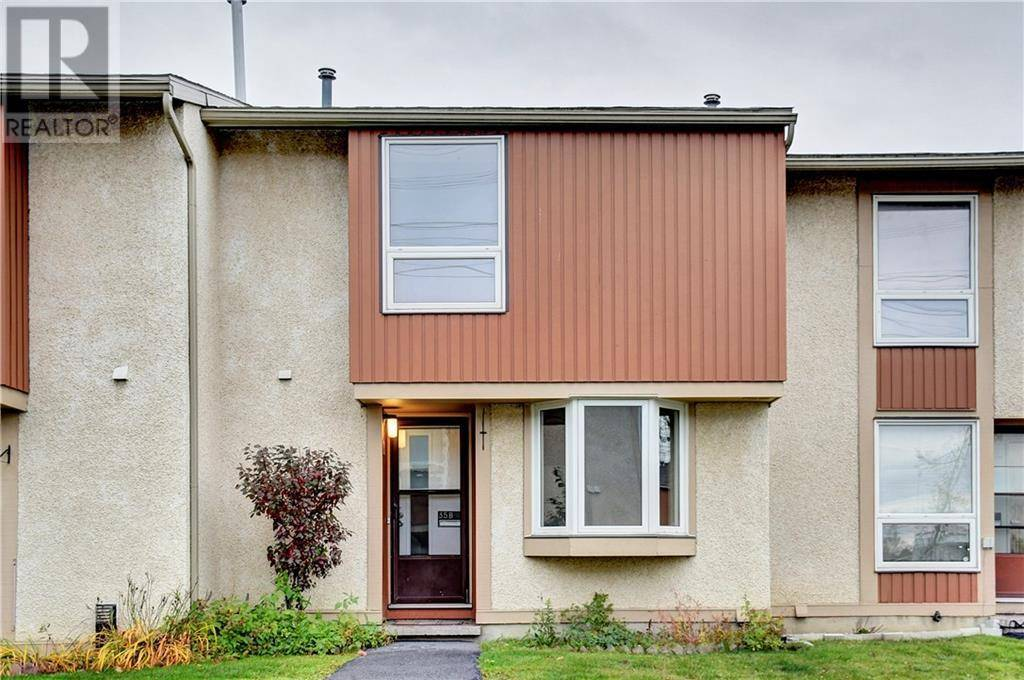 Townhouse for sale at 35 Woodfield Dr Ottawa Ontario - MLS: 1173641