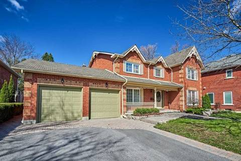 House for sale at 35 Woodhaven Cres Whitby Ontario - MLS: E4516195
