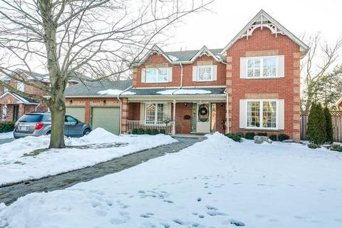 House for sale at 35 Woodhaven Cres Whitby Ontario - MLS: E4700010