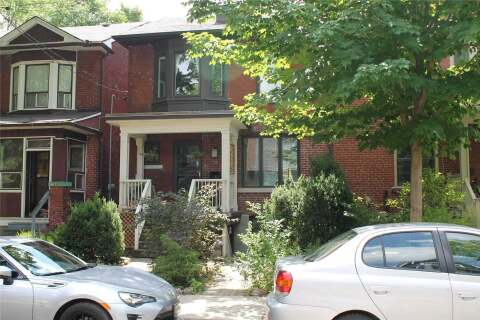 Townhouse for rent at 35 Yarmouth Gdns Toronto Ontario - MLS: C4810896