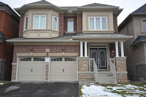 House for sale at 35 Yarmouth St Brampton Ontario - MLS: W4639501