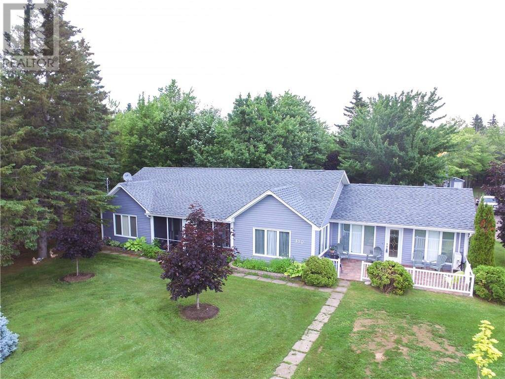 House for sale at 350 Bas De L'allee  Richibucto Village New Brunswick - MLS: M112813
