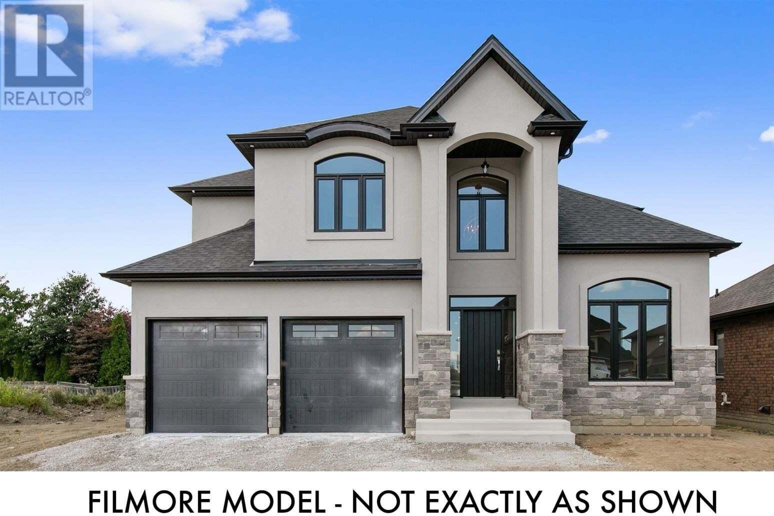 House for sale at 350 Benjamin  Lakeshore Ontario - MLS: 20009747