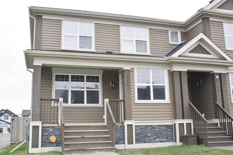 Townhouse for sale at 350 Chaparral Valley Dr Southeast Calgary Alberta - MLS: C4232413