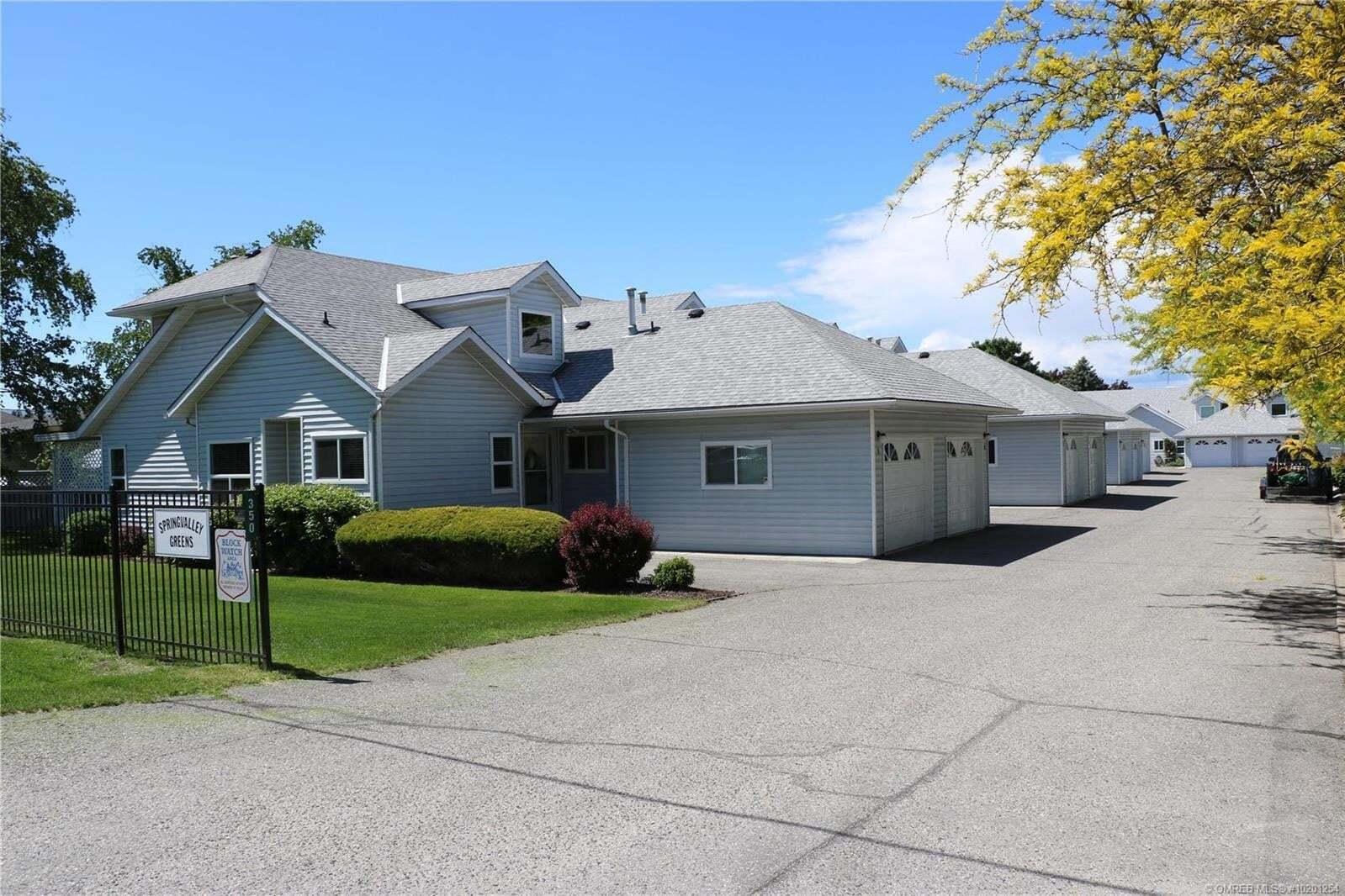 Townhouse for sale at 350 Davie Rd Kelowna British Columbia - MLS: 10201254