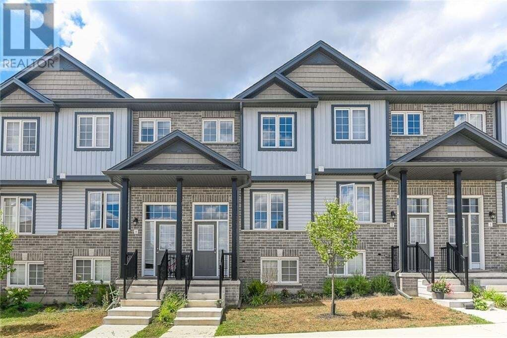 Townhouse for sale at 350 Dundas St South Cambridge Ontario - MLS: 30821072
