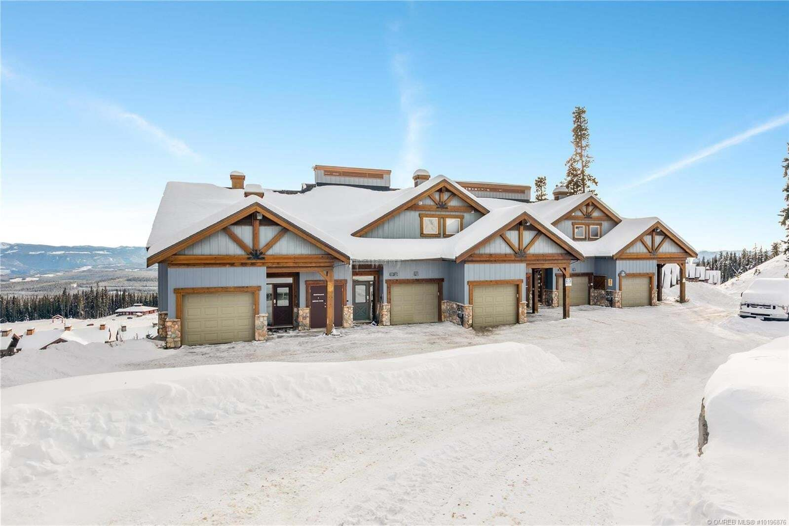 Townhouse for sale at 350 Whitehorse Ln Big White British Columbia - MLS: 10196876