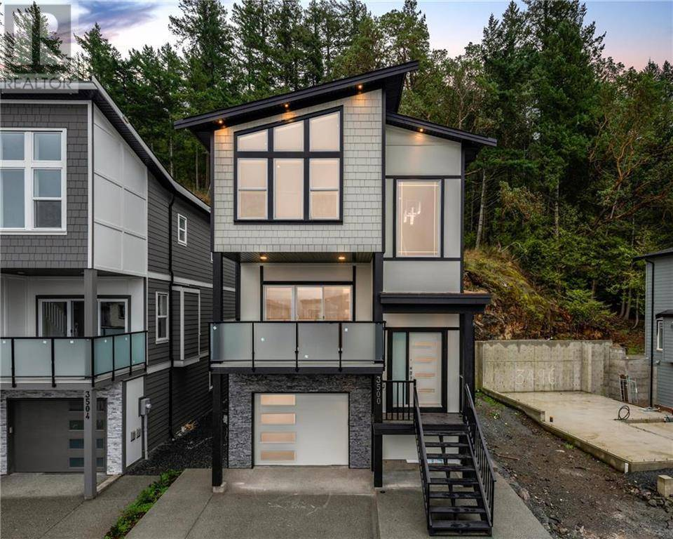 House for sale at 3500 Myles Mansell Rd Victoria British Columbia - MLS: 419385