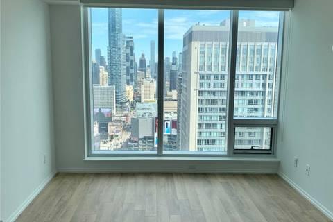 Apartment for rent at 197 Yonge St Unit 3501 Toronto Ontario - MLS: C4522507