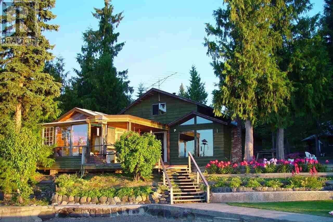 House for sale at 3501 Red Creek Rd Canim Lake British Columbia - MLS: R2462109