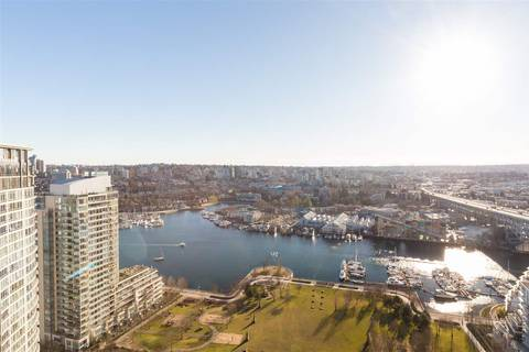 Condo for sale at 1495 Richards St Unit 3502 Vancouver British Columbia - MLS: R2381405