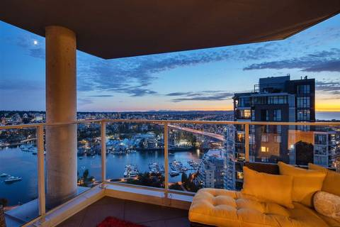 Condo for sale at 1495 Richards St Unit 3502 Vancouver British Columbia - MLS: R2402861