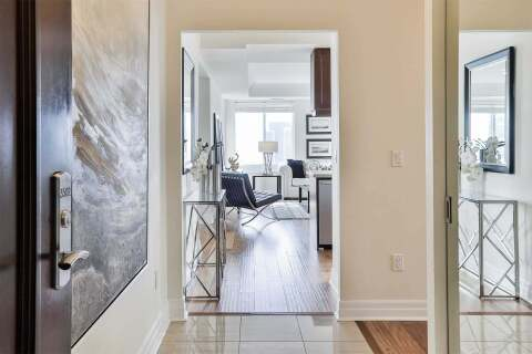 Apartment for rent at 35 Balmuto St Unit 3502 Toronto Ontario - MLS: C4857741