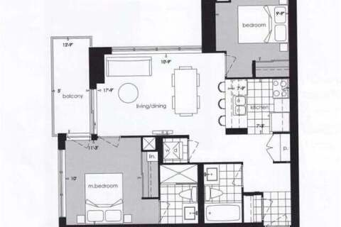 Apartment for rent at 50 Town Centre Ct Unit 3502 Toronto Ontario - MLS: E4856173