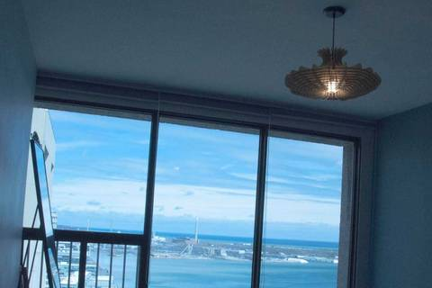 Home for rent at 65 Harbour Sq Unit 3502 Toronto Ontario - MLS: C4423832