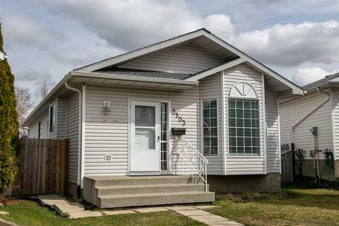 House for sale at 3503 44a Ave Nw Edmonton Alberta - MLS: E4157299